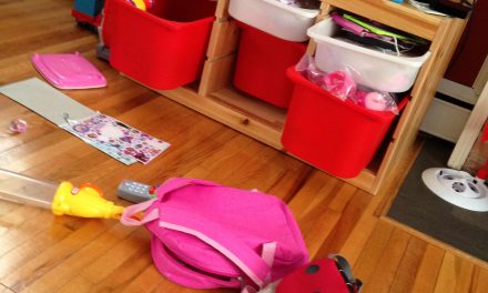 Chaos in Mommyville