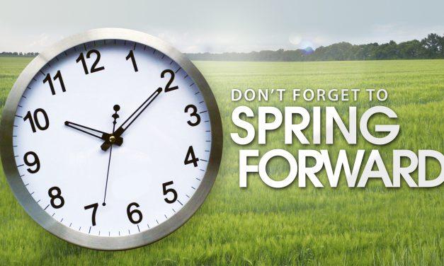 Daylight Savings- Do it right!