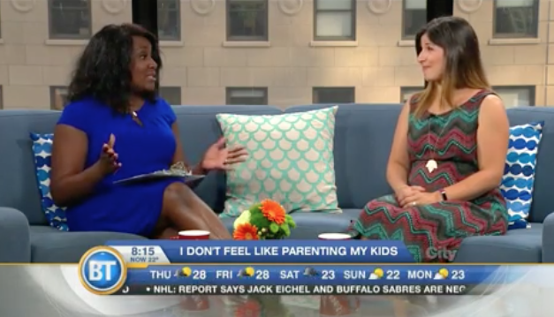 What to do When You Don't Want to Parent your Kids
