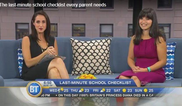 The last-minute school checklist every parent needs