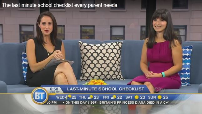 The last-minute school checklist every parent needs